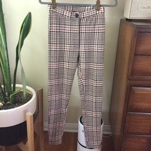 Free People High Waisted Skinny Pant
